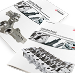 Brochures for the automotive industry
