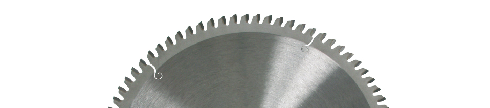Circular saw blades for the metal working industry